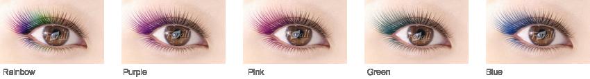 Platium Mink Color Lash(プラチナミンクカラーラッシュ)